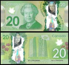 . I Am Canadian, Canadian Coins, Canadian History, Coin Collection Value, Winning Lottery Numbers, Money Notes, Id Card Template, Elizabeth Ii, Dollar