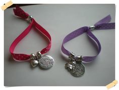 "pulseras topitos ""Virgen del Pilar"""