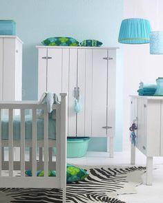 8 habitaciones para bebés de Kids Factory