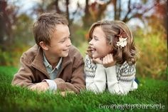 Cute sibling picture. I love the little girls hair! Cheap rayban.$24.88   http://www.rbglasses-eshops.com