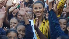 Miss South Africa 2018 was chosen at a glitzy ceremony on Sunday night. The winner was Tamaryn Green, a old medical student from Paarl. Medical Students, Sunday Night, My Heritage, Year Old, South Africa, Makeup, Green, Beauty, Make Up