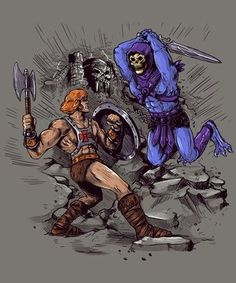 Masters of the Universe - Artist Shop