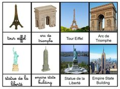 Crapouillotage: Monuments: miniature safari – Miracles from Nature Tour Rose Montessori, Montessori Science, Tour Eiffel, Les Continents, Grande Section, Monuments, Travel Party, Stem Science, International Day