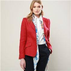Shop All Women's Clothing Department - Donegal Tweed Coats, Jackets & Luxury Knitwear Herringbone Jacket, Cashmere Fabric, Tweed Coat, Liberty Of London, Donegal, Silk Top, Knitwear, Ireland, Women Wear