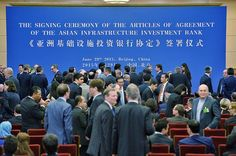 China on Twitter: China-led development bank #AIIB signs accord, stock market wild swing, more http://xhne.ws/zRffc