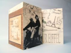 Money-box for someone who saves up for a journey