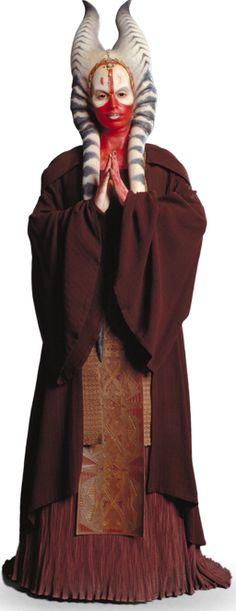 Shaak Ti Star Wars Costume