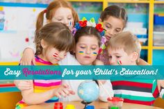 Have you made any New Year's Resolutions with your children yet? Maybe you have made some for yourself- but have you kept them? Making resolutions for your children's education is very important. Whether you homeschool or your child attends a public...