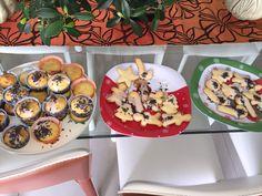 Muffins y galletas Navideñas