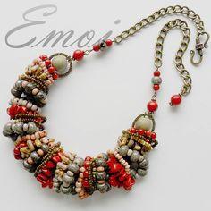 Shell Jewelry, Boho Jewelry, Jewelry Crafts, Beaded Jewelry, Jewelery, Jewelry Bracelets, Jewelry Design, Fashion Jewelry, Necklaces