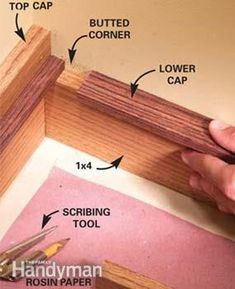 If you want to spruce up a dull room, or if you simply love the Craftsman style, roll up your sleeves. This article is for you. Simplicity is the hallmark of Craftsman-style trim. And that's what makes it the perfect trim project for every DIYer, even if you have limited carpentry experience. There are no fancy shapes or store-bought moldings—just square edged pieces of trim that are easy to make and assemble. Although each molding is simple, the combined effect gives the room a distin...