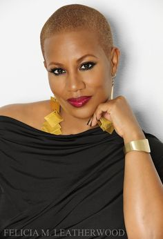 Loving Your Hair - Felicia Leatherwood. Does Felicia look stunning? ❤ (Sometimes I miss my super short haircut) Black Natural Hair Care, Natural Hair Cuts, Natural Hair Styles For Black Women, Natural Beauty, Natural Styles, Really Short Hair, Super Short Hair, Twa Hairstyles, Short Hairstyles For Women