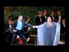 Freddie Mercury & Montserrat Caballe - Barcelona - Ibiza Ku Club - YouTube