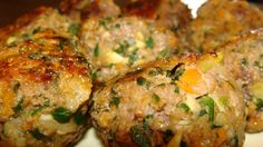 Watch for veggie-packed meatballs recipe