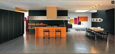 Kitchen Office Design Ideas Of Goodly Beautiful Interior On Decor Wonderful Luxury Kitchen Design, Modern Bathroom Design, Luxury Kitchens, Office Kitchenette, Kitchenette Design, Kitchen Colors, Kitchen Decor, Kitchen Office, Küchen Design