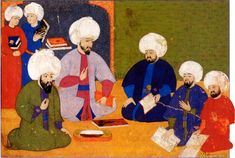 Konsultation alter Handschriften/Topkapi Sarayi Müzesi, Istanbul
