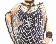 Crochet Pattern Halloween Womens Clothing por PatternsIsland