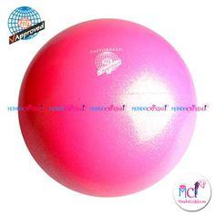 #Pelota de Gimnasia #Rítmica Pastorelli glitter-HV-rosa-fluor