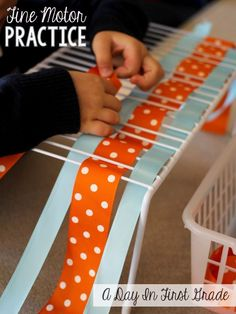 fine motor activities for children