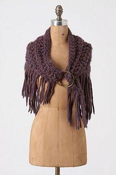 lavender granny shawl <3