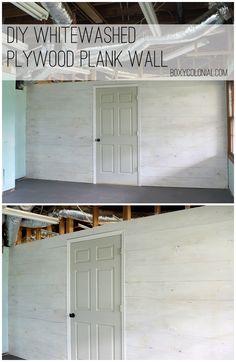 Beautiful Easy Walls for Basement
