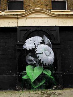 Graffiti Art Wall| Freedom Of Expression| Street Art| Serafini Amelia| #Ludo #Streetart #urban