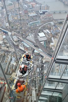 The View From The Shard Renzo Piano Building Workshop