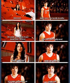 HSM3 this is the best part in this movie besides the I just wanna be with you scene