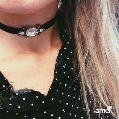 Chocker❤️ #lojaamei #etiquetaamei #muitoamor #choker