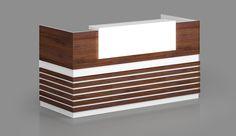 Top Office Reception Desks – Buy Best Reception Office Desks – Homes Office Counter Design, Office Table Design, Office Furniture Design, Curved Reception Desk, Office Reception Design, Reception Desks, Reception Counter Design, Top Office, Office Desks