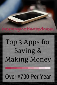 Top 3 Apps for Saving and Making Money - Over $700 Per Year! Ibotta, Target Cartwheel, Field Agent
