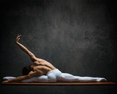 Artem Ovcharenko - Principle - Bolshoi Ballet - NYC Dance Project / Photographers: Ken Browar and Deborah Ory