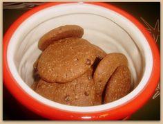 Σοκολατένια cookies Αη-Βασίλη; (νηστίσιμα) | cook-the-book Cookies, Greek, Desserts, Recipes, Food, Crack Crackers, Tailgate Desserts, Deserts, Biscuits
