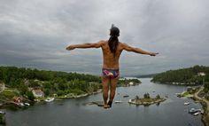 'Aquecidos', atletas prometem saltos ainda mais sensacionais na segunda etapa do Mundial de Salto de Penhascos: http://refrescante.com.br/aquecidos-atletas-prometem-saltos-ainda-mais-sensacionais-na-segunda-etapa-do-mundial-de-salto-de-penhascos.html