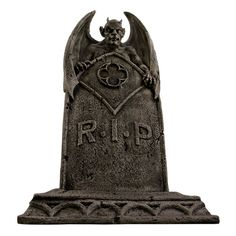 Found it at Wayfair - The Vampire Demon Tombstone Statue