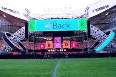 Image result for stage design stadium