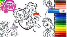 Marcador o Rotulador Mágico de My Little Pony en Español de Magic Ink ML...