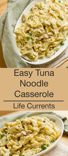 This Easy Tuna Noodl...