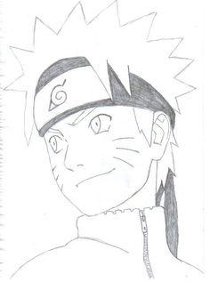 42 ideas anime art sketch naruto for 2019 Naruto Drawings Easy, Naruto Sketch Drawing, Kakashi Drawing, Anime Drawings Sketches, Anime Sketch, Easy Drawings, Anime Naruto, Otaku Anime, Naruto Shippuden Anime