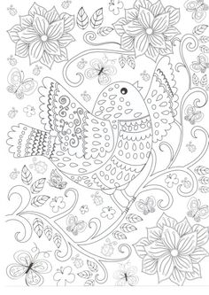 Gallery.ru / Фото #1 - Coloring-Drawing-Stitching - Odessa3108