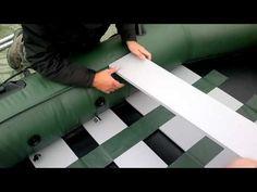 Pompowanie Ponton Pro Marine NAVIGATOR 320, odplyniesz.pl - YouTube