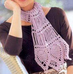 Free Knitting Patterns: Scarf