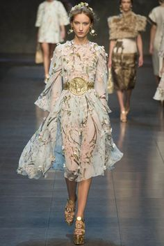 #Fashion-ivabellini dolce e gabbana