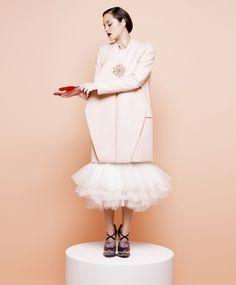 Marion Cotillard para Time Magazine