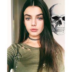 Meet Brooklyn Beckham's new girlfriend on wmag.com.