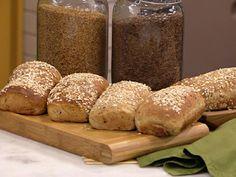 Pão de forma de cereais por Rogério Shimura