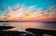 Trois beaux endroits où camper près de la mer au Nouveau-Brunswick | JDM Camping Rustique, Parc National, Photo Instagram, Jdm, Canada, Celestial, Sunset, Outdoor, Nice Beach
