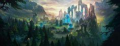 league of legends concept art - Google 검색