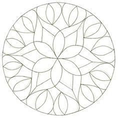 Color online with this game to color Mandalas coloring pages and