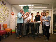 Workshop bij het genietkantoor in Tilburg.